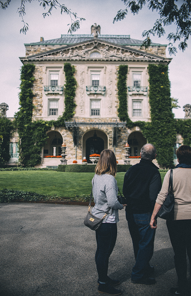 Kykuit, The John D. Rockefeller Estate. Not pictured: some Picassos, a couple Giacometti's, a Calder or two, a Louise Nevelson propped up in a corner of the pantry. And a haunted car barn.  © Laura Heffelfinger 2016