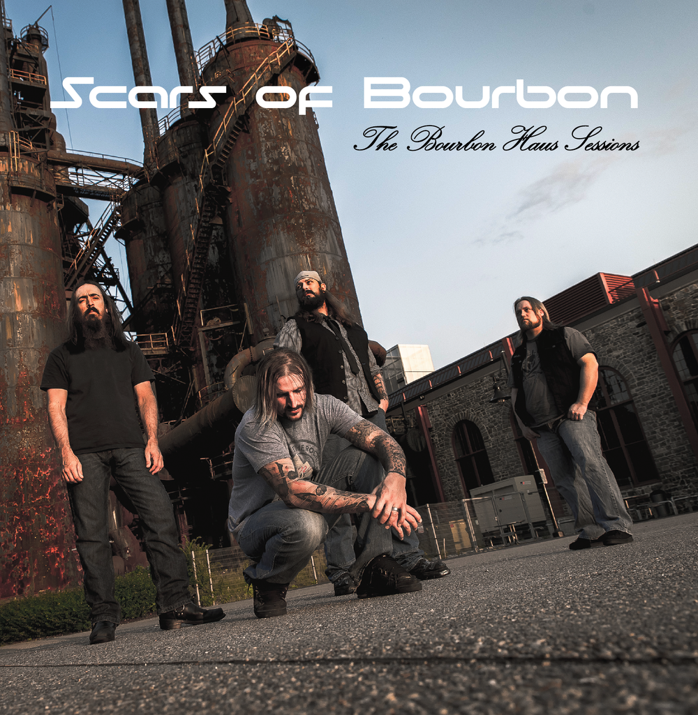The Bourbon Haus Sessions - Our new EP is now available! Check it out!