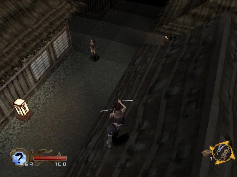 Risultati immagini per ayame tenchu gameplay