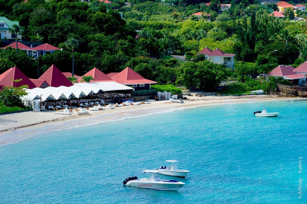 View of Nikki Beach