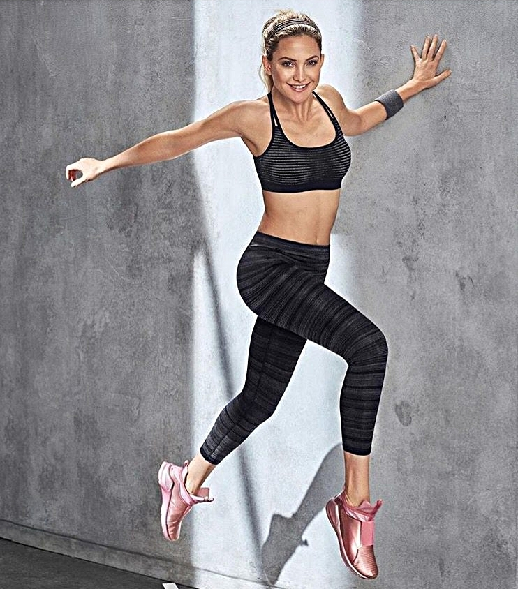 Kate Hudson Fabletics Fit and Fly Girl