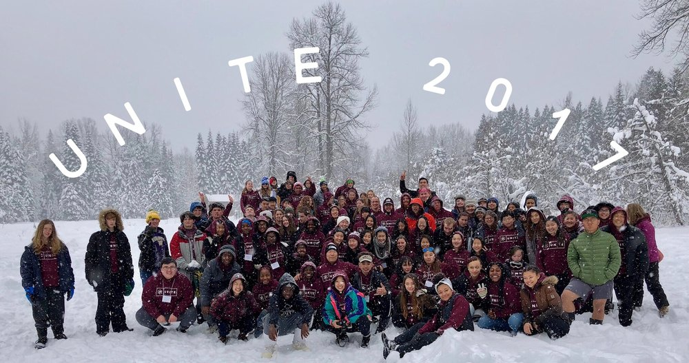 In December 2017, OPPC youth participated in the Unite Youth Retreat with other youth groups from Seattle, Northwest Coast, and Olympia Presbyteries.