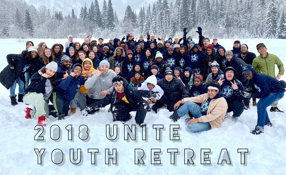 2018 UNITE Youth Retreat @ Tall Timber Ranch.