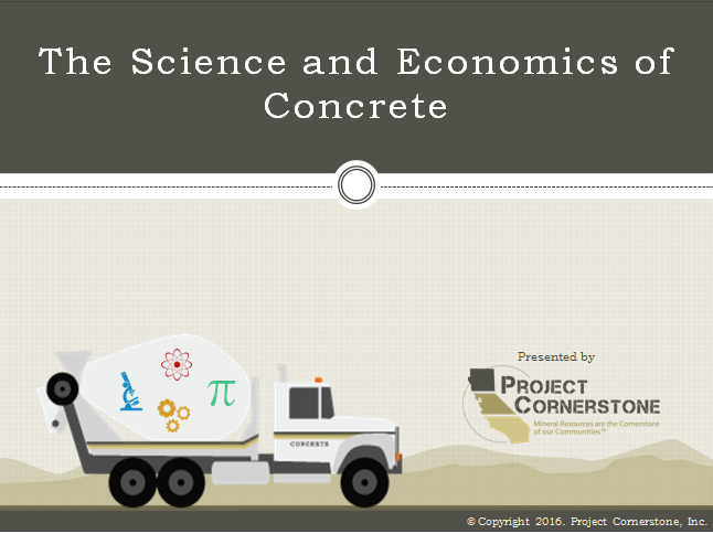 Download Teacher Workshop: The Science and Economics of Concrete PDF