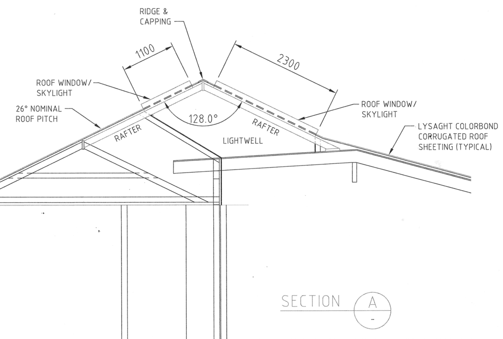 Plans provided pre-renovation