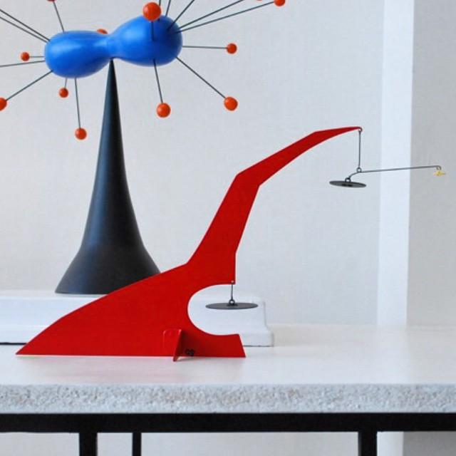 #sculptureinmotion #stabile #kineticsculpture