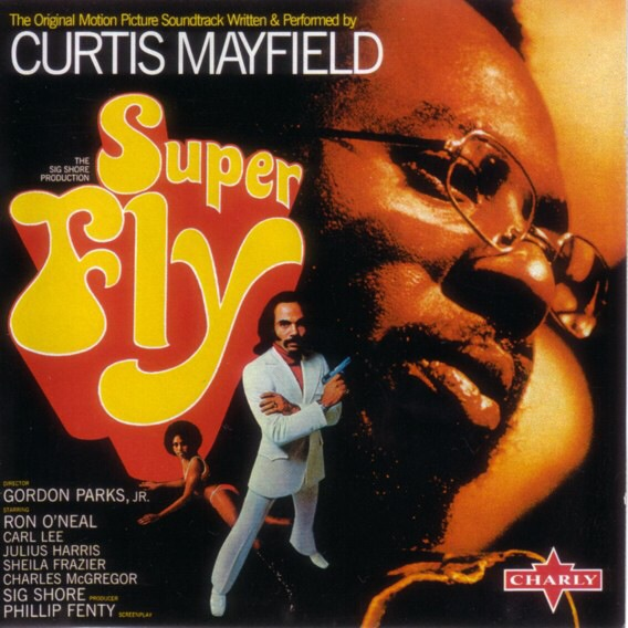 pimpin' my ride.. Curtis Mayfield.