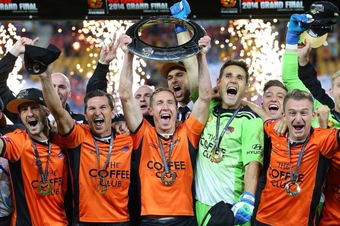 Lords of The Ring. Brisbane Roar.
