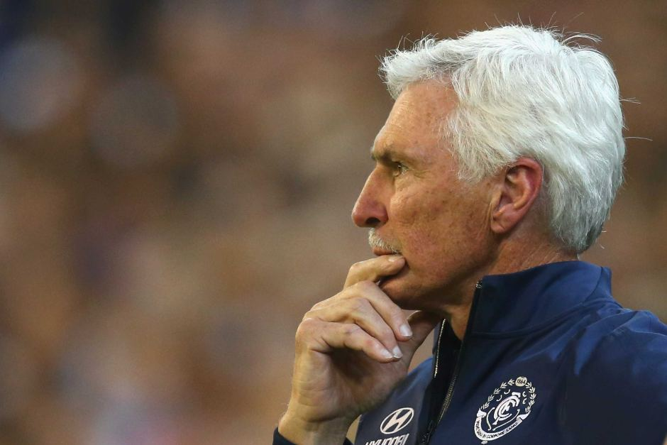 Should I stay or should I go? Malthouse end days. - Getty Images.