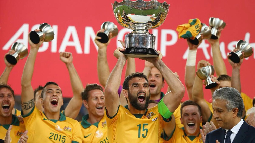 Big in Asia. The Socceroos moment of triumph at the AFC Asian Cup.