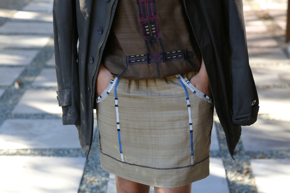 isabel-marant-boho-skirt-top-chloe-heels-nom-de-guerre-army-green-los-angeles.jpg