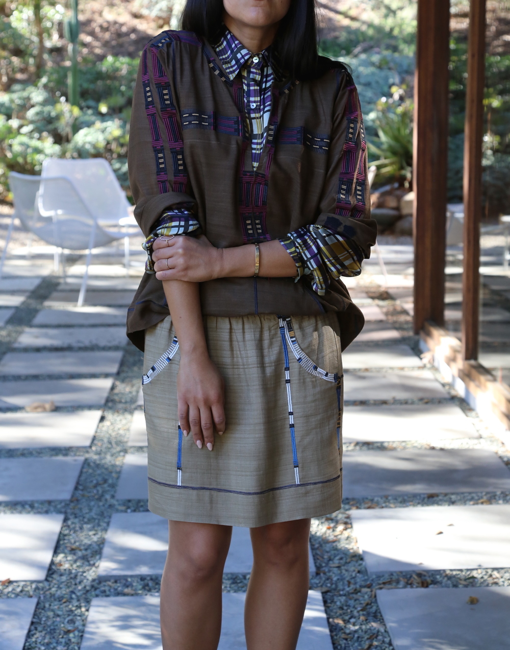 isabel-marant-boho-skirt-top-chloe-heels-army-green-los-angeles.jpg