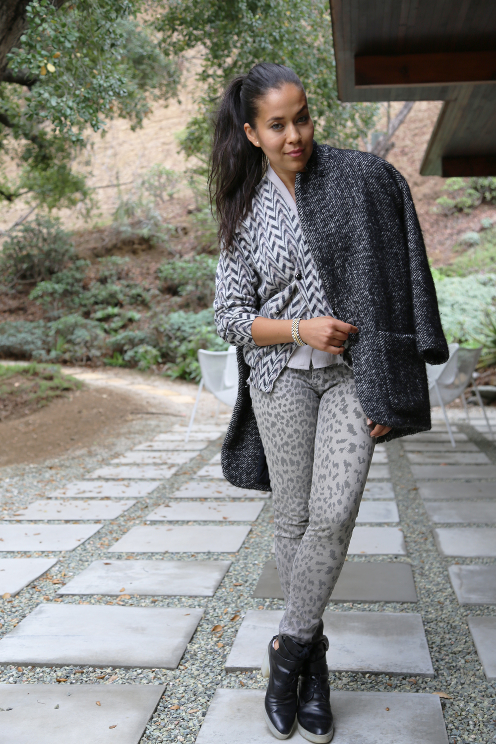 helmut-lang-grey-isabel-marant-coat-current-elliott-leopard-jeans-cardigan-print-los-angeles.jpg