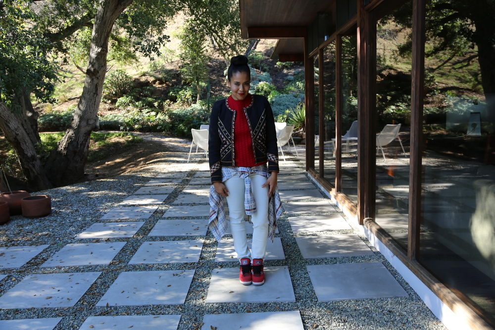 isabel-marant-bohemian-jacket-7-jeans-red-jordans-nike-red-sweater-los-angeles.jpg