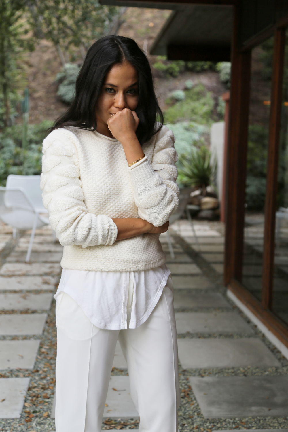 ohne-titel-sweater-cream-elizabeth-james-trouser-raquel-allegra-top-proenza-los-angeles.jpg