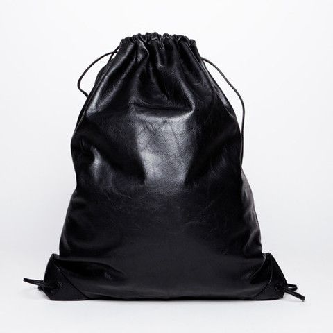 Alexander Wang Lambskin Basketball Bag $655