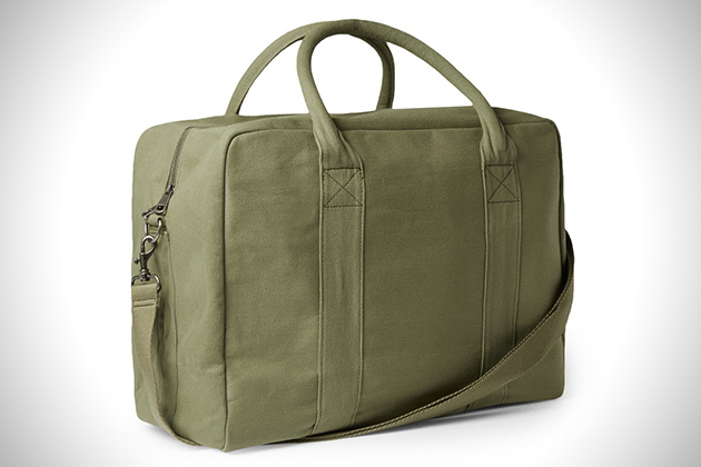 A.P.C Canvas Holdall Bag $132