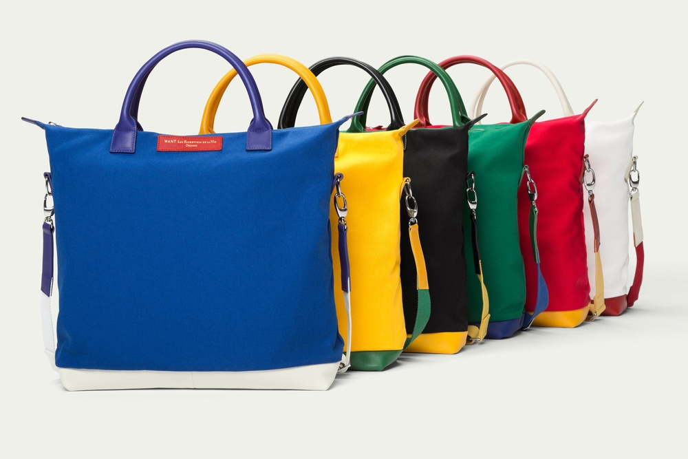 WANT Les Essentiels de la Vie O'Hare Tote $229 (truly a great bag, that will stand the test of time and fits SO much stuff)