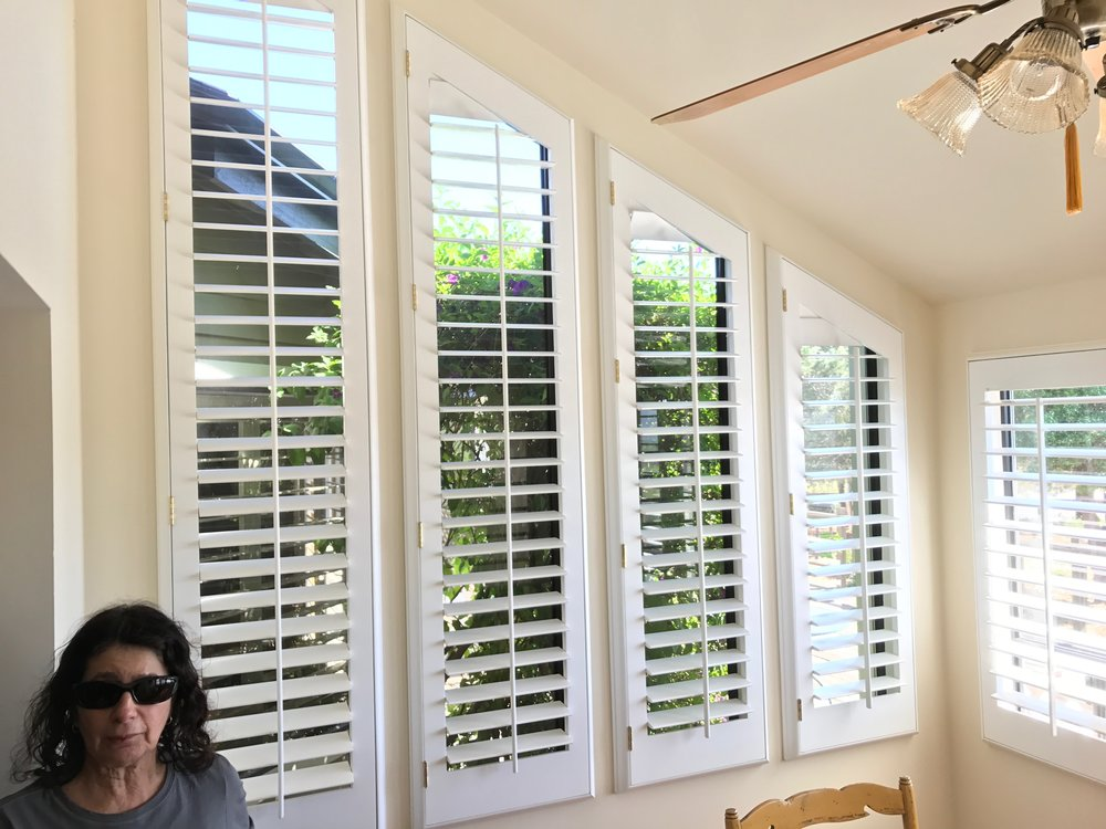 I love my new shutters, excelant job guys