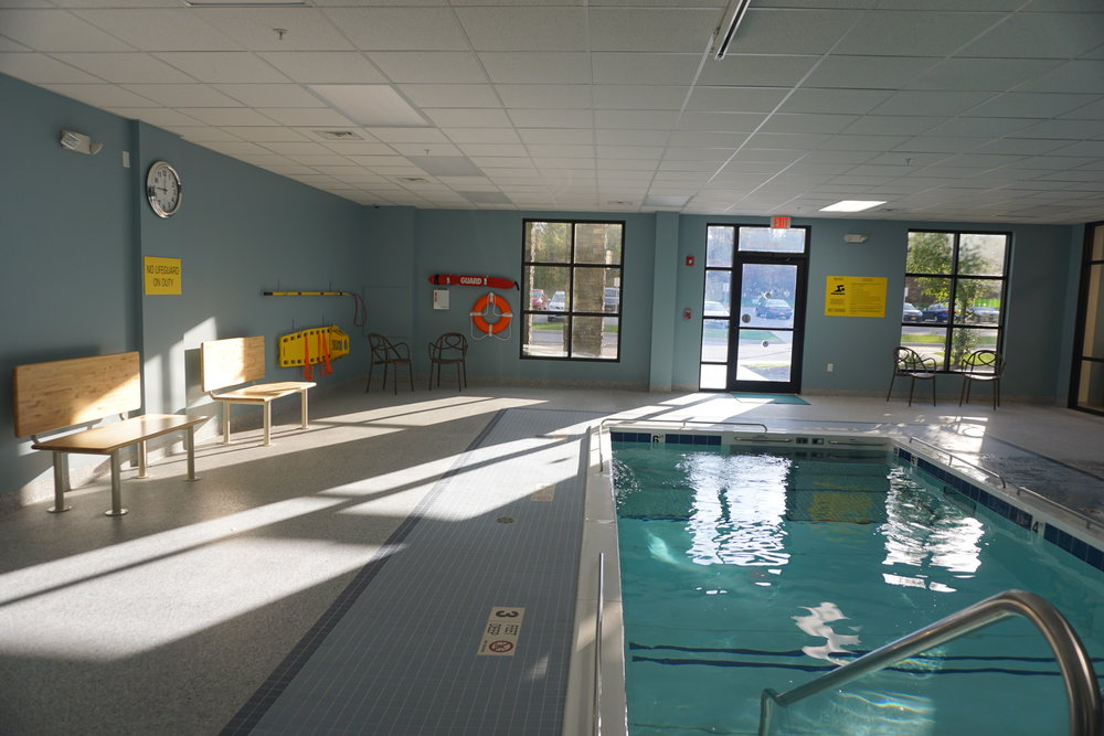 Kaleida's Outpatient Aquatics Center -