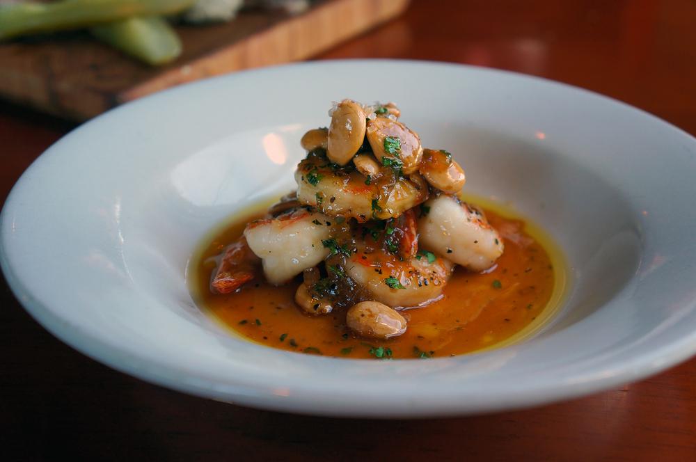 Whidbey Prima Bistro Truffled Shrimp