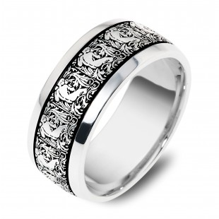 DORA - Wedding Band Ring Style No. 5333 Starting at $1175