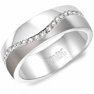 CROWN RING  -   Wedding Band Ring   Style No. WB_8033  Starting at $2400