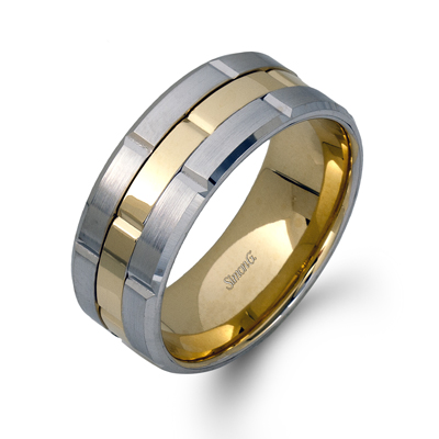 SIMON G. - Wedding Band Ring Style No. LG_114 Starting at $2090