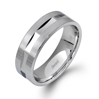 SIMON G.  -   Wedding Band Ring   Style No. LG_115  Starting at $1870