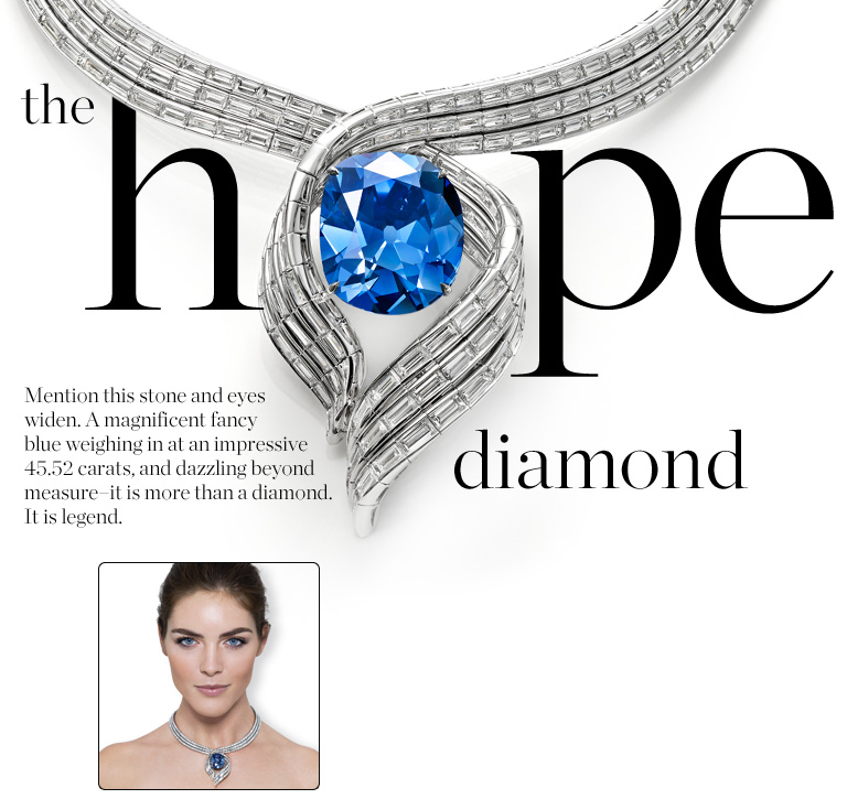 Hope Diamond Facts