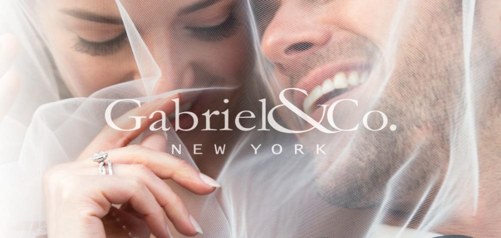gabriel & co new york diamond engagement rings