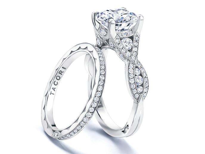 Tacori Lyle Husar Designs Fine Diamonds Jewelry Brookfield WI