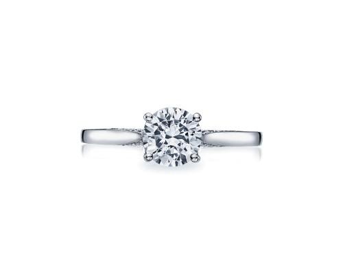 tacori engagement ring 2638rd65w