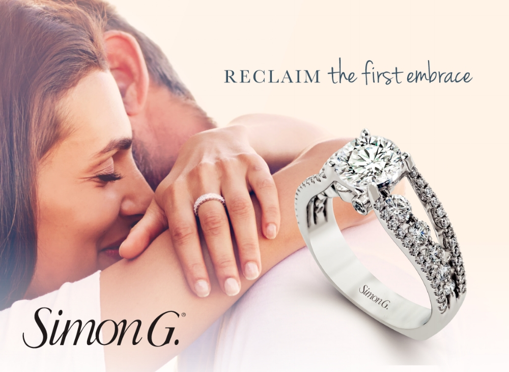 Simon G. Diamond Engagement Rings