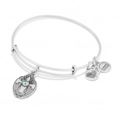 Crystal Dove Charm Bangle  Peace • Spirit • Gentleness  $38.00
