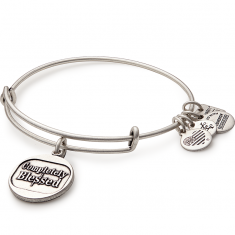 Completely Blessed Charm Bangle  Blessings in a Backpack  Faith • Gratitude • Divinity   $28.00