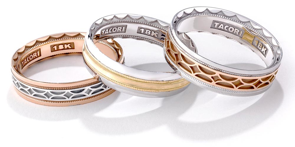 Tacori Wedding Rings & Wedding Bands