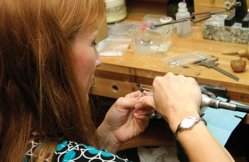 Christine Husar Anderson - Award Winning Jewelry Designer