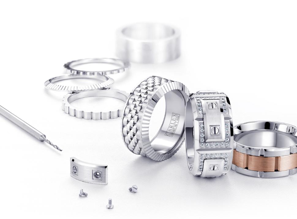 Carlex Wedding Rings