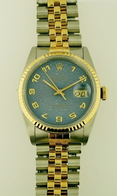 Pre Owned Rolex Oyster Perpetual Datejust 515 89 Craig Husar