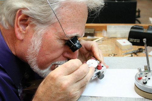 Lyle C. Husar - Certified Master Watchmaker & Horologist