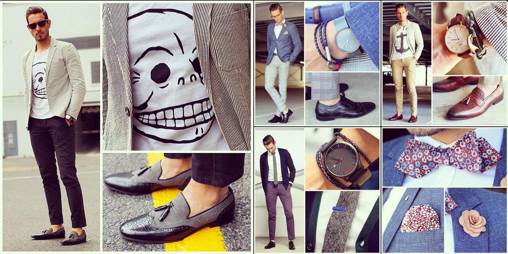 Top Mens Fashion Instagram Accounts