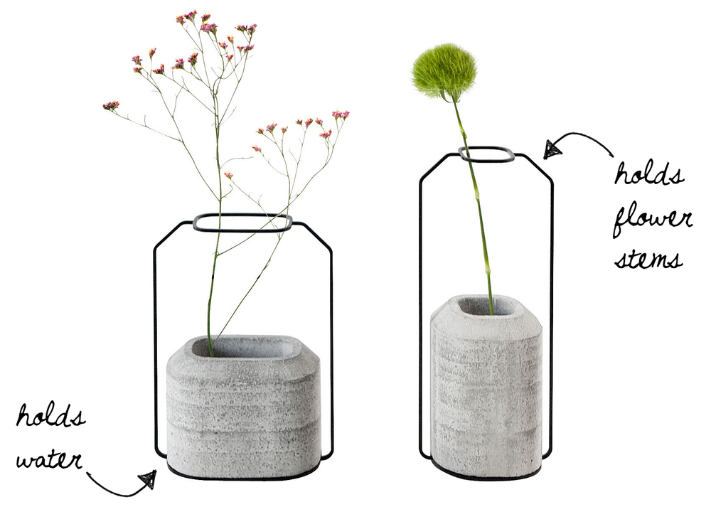 Cast Concrete Vase Tutorial Design Platform