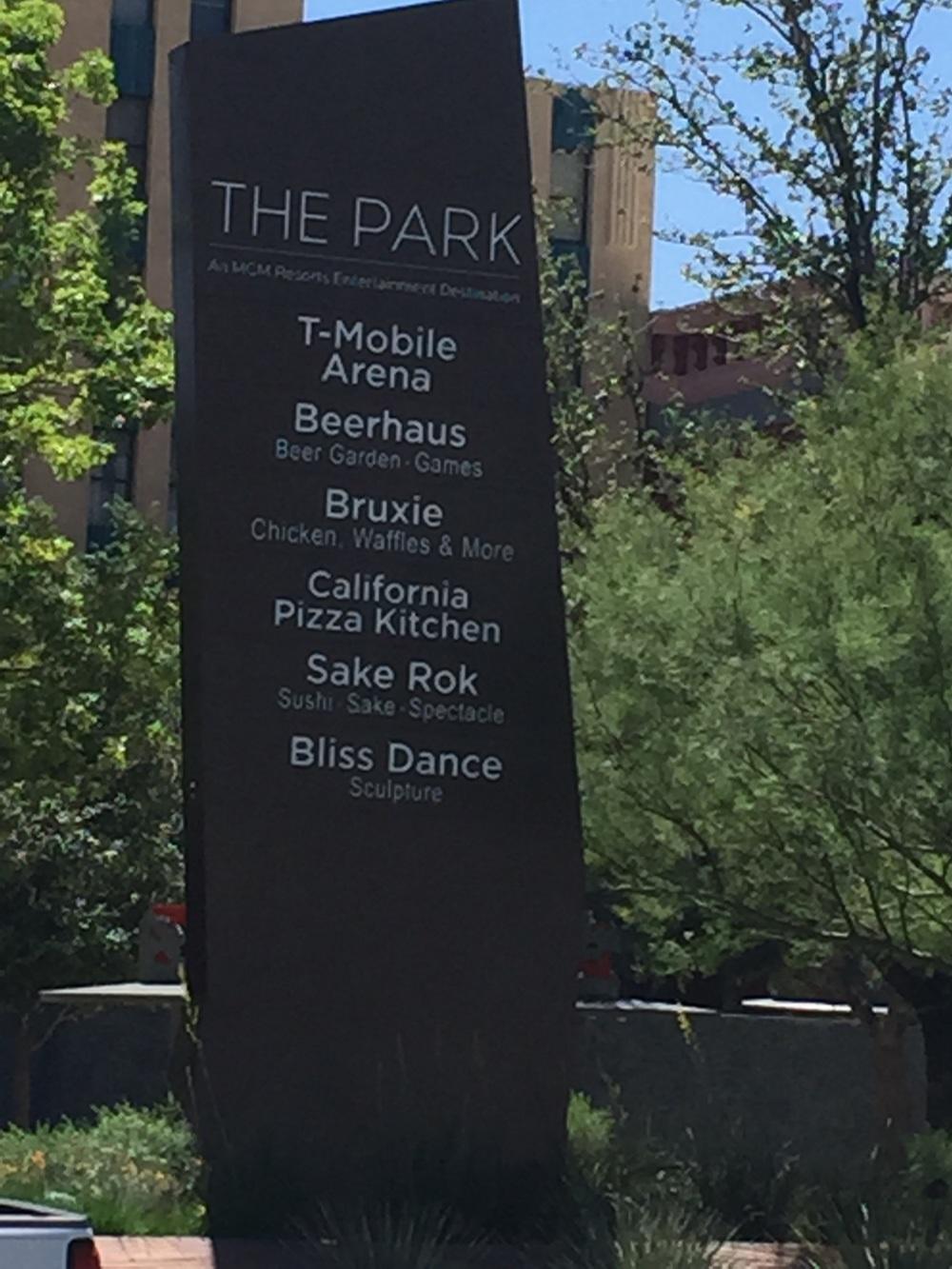 The Park Vegas