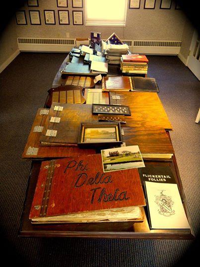 Phi Delta Theta       North Dakota Alpha Founding      by Tim Shea 1084