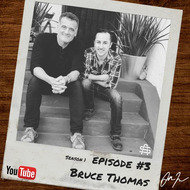 S1:E3 Bruce Thomas