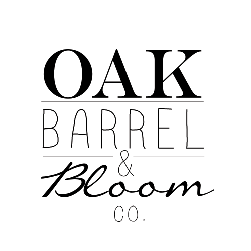 Oak Barrel and Bloom