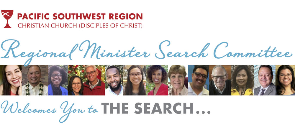 The Disciples in the Pacific Southwest Region
