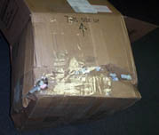 Take a look at what happens when you don't package your stuff properly.