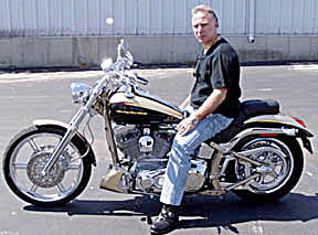 2003 Softail, Anniversary Edition